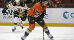 The Anaheim Ducks have traded forward Ondrej Kase to the Boston Bruins for a 2020 1st round pick, forward David Backes, and defenseman prospect Axel Andersson.