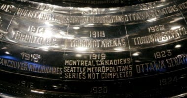 1919 Stanley Cup canceled