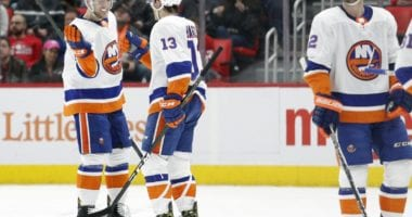 The New York Islanders plan on extending Mathew Barzal before he could receive an offer sheet