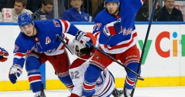 Teams are interested in New York Rangers Anthony DeAngelo and he could be on the move soon. Colorado Avalanche notes on the expansion draft, backup goaltender, and their blue line.