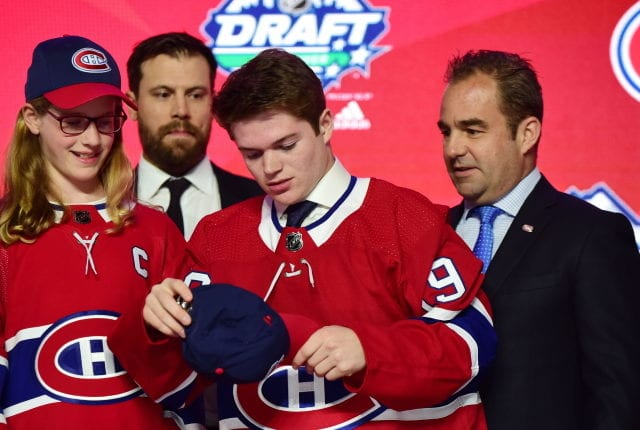 Cole Caufield will be returning to college next as opposed to turning pro after the Montreal Canadiens recommendation.