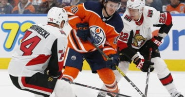 Owner conference call tomorrow and the NHLPA talking to each team. Another positive test for the Senators, more results coming. Oilers sign their 2019 second-round pick.