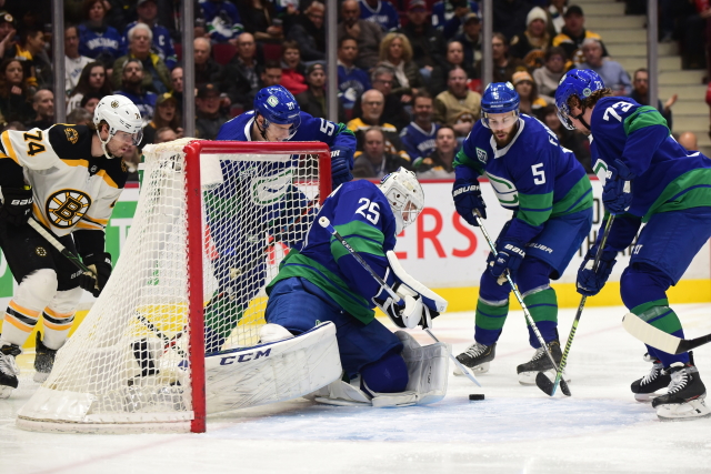 Canucks GM on Jacob Markstrom and Tyler Toffoli.