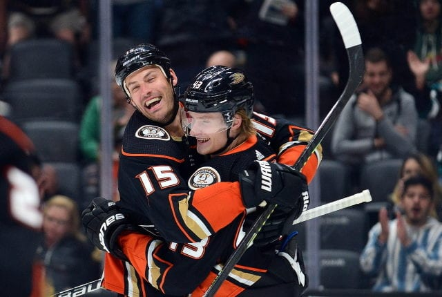 The Anaheim Ducks may have originally been thinking a retool, but after the deadline it's looking like it's going to be a full rebuild.