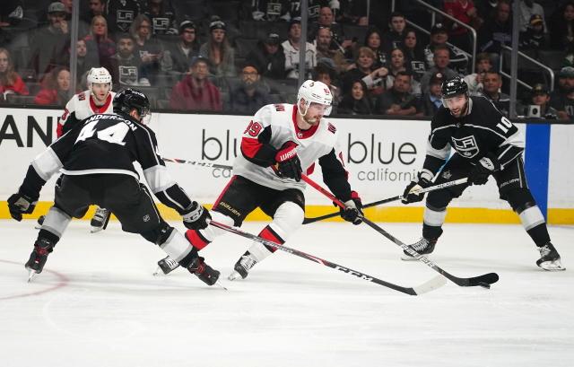 An Ottawa Senators player has tested positive for COVID-19