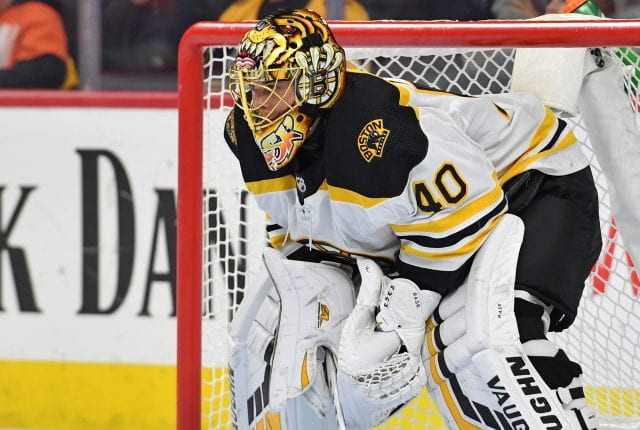 The Boston Bruins are still in on some college free agents. Could next season be Tuukka Rask's last?