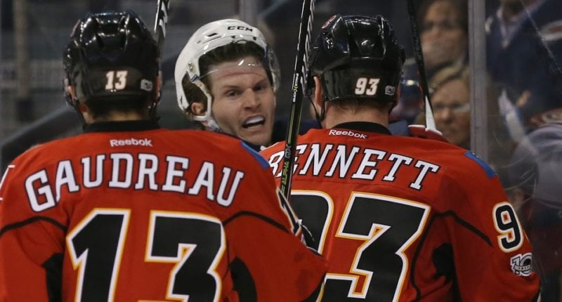 The Calgary Flames have 13 players under contract next season at cost of over $64.5 million. They have a good list of free agents and they won't be able to retain all.