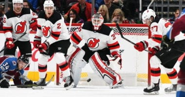 New Jersey Devils notes on Cory Schneider, Paval Zacha, the 2020 NHL draft, and maybe some potential trade targets