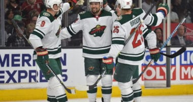 The Minnesota Wild have 17 players under contract next season at a $65.2 million salary cap hit. Main pending UFAs include Mikko Koivu and Alex Galchenyuk. Matt Dumba and Jonas Brodin could be among the trade candidates this upcoming offseason.
