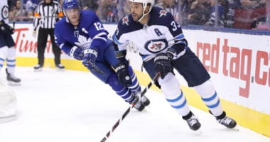 Looking at three potential landing spots for Dustin Byfuglien for next season.