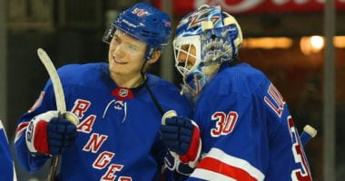 The New York Rangers could look to buy out Henrik Lundqvist this offseason.