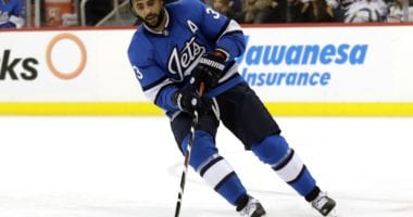The Winnipeg Jets and Dustin Byfuglien mutually agree to terminate his contract.