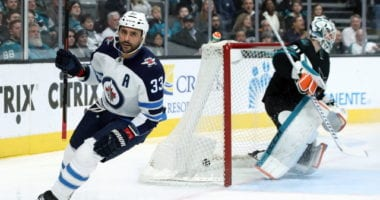 Dustin Byfuglien's situation with the Winnipeg Jets could be resolved soon.