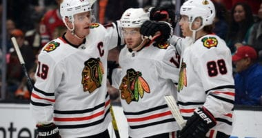 The Chicago Blackhawks star core players aren't getting any younger. They have a nice mix of youngsters coming up, but they may have limited funds to work with this offseason.
