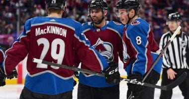 Despite a rash of injuries this season, the Colorado Avalanche showed the could be a contender. They have the salary cap space for their own free agents and maybe some room to add.