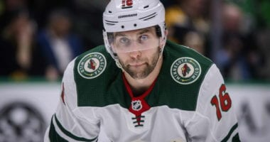 After two failed trades over the past year, the Minnesota Wild finally traded Jason Zucker.