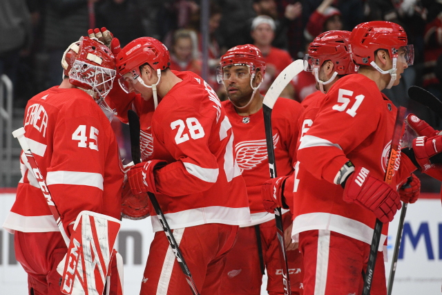 Taking a look at the Detroit Red Wings offseason needs. They could be in the market for two defensemen, a top-six forward, and a backup goalie.