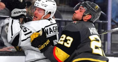 The Los Angeles Kings traded Alec Martinez to the Vegas Golden Knights at the NHL trade deadline.