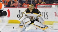 Boston Bruins goaltender Tuukka Rask clarifies comments about his playing future.