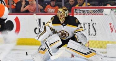Boston Bruins goaltender Tuukka Rask clarifies comments about his playing future.