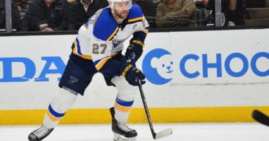 Will the St. Louis Blues be able to extend defenseman Alex Pietrangelo?