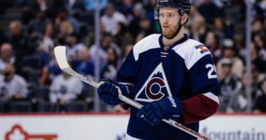 The Columbus Blue Jackets signed Mikhail Grigorenko but the NHL rejects the contract.