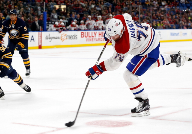 Habs pick up another draft pick as Scandella signs extension with Blues