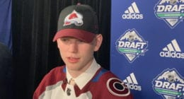 The Colorado Avalanche won't burn a year of Bo Byram's entry-level deal.