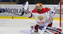 Yaroslav Askarov is the top ranked goaltender and should go in the top 20, but after that the 2020 NHL draft goalie class is a little thin.