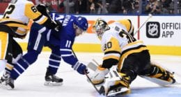 Toronto Maple Leafs mailbag questions on trading for Matt Murray and an extension Kyle Clifford.