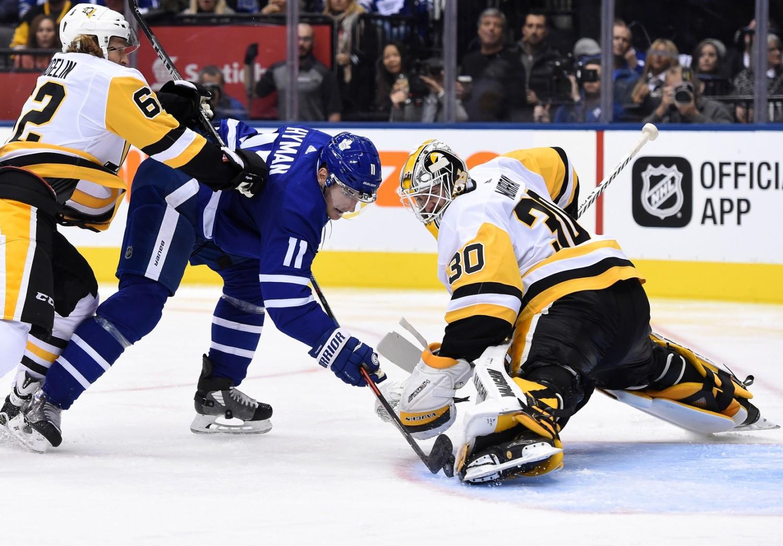Nhl Rumors Toronto Maple Leafs Matt Murray Frederik Andersen Kyle Clifford And Jeremy Bracco Nhl Rumors