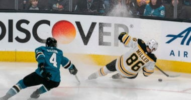 Boston Bruins Kevan Miller continues to rehab after another surgery