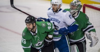 The Vancouver Canucks blue line could have a different look next season. Looking at the top NHL free agent backup goaltenders.