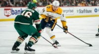 The Nashville Predators may not have the salary cap space to bring back all their free agents