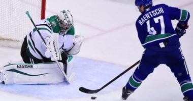 Sven Baertschi hopes the Vancouver Canucks can trade him this offseason.