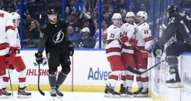 Jordan Martinook on the Carolina Hurricanes voting against the 24-team playoff format