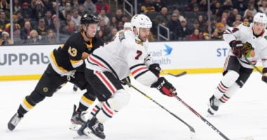 Chicago Blackhawks defenseman Brent Seabrook said he's feeling great after his third and final surgery,