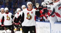 Alexis Lafreniere's camp looking at Europe as a possibility for next year. Non-playoff teams can trade. Ottawa Senators not interested in long-term free agents.