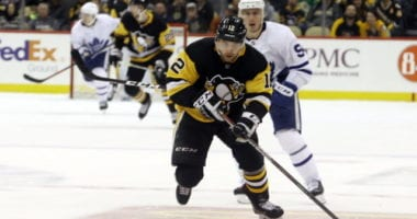 Pittsburgh Penguins Dominik Simon out six to seven months after shoulder surgery.