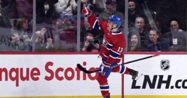 The Montreal Canadiens haven't had any significant contract talks with pending RFA Max Domi.