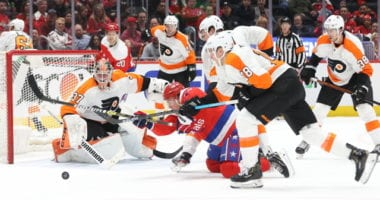 The Philadelphia Flyers may need to move some salary this offseason.