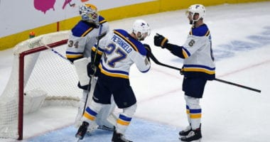 Will the St. Louis Blues be able to re-sign pending unrestricted free agent defenseman Alex Pietrangelo? Who would the Blues need to trade to create the cap space for Pietrangelo?