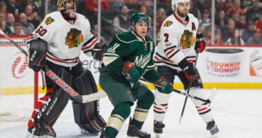 Looking at some potential NHL buyout candidates from the Chicago Blackhawks, Minnesota Wild, and Nashville Predators