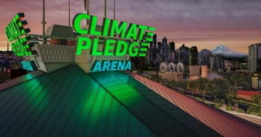 Seattle's arena will be named Climate Pledge Arena