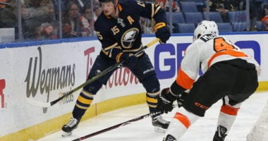 The Buffalo Sabres unlikely to trade Jack Eichel.