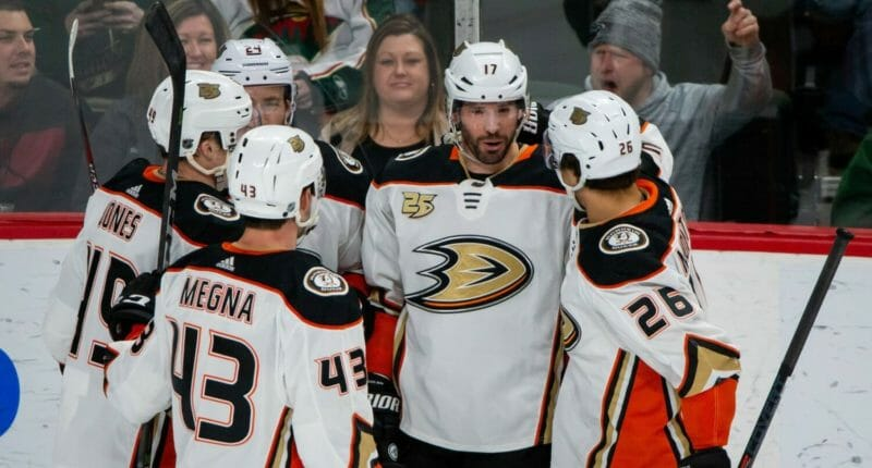 Another season at the bottom wouldn't hurt the Anaheim Ducks.