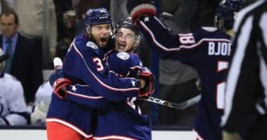 The Columbus Blue Jackets activate Seth Jones from the IR. Alexandre Texier remains on the IR.