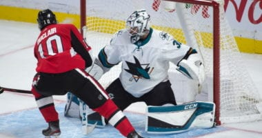 Will the San Jose Sharks buy out Martin Jones this offseason? Ottawa Senators Anthony Duclair needs a new contract.