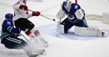 The Vancouver Canucks could be in the market for a right-handed defenseman this offsesaon. The New Jersey Devils could be in the market for some help at forward.
