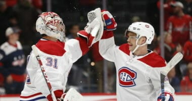 What will the Montreal Canadiens do with RFA Max Domi and goaltender Carey Price